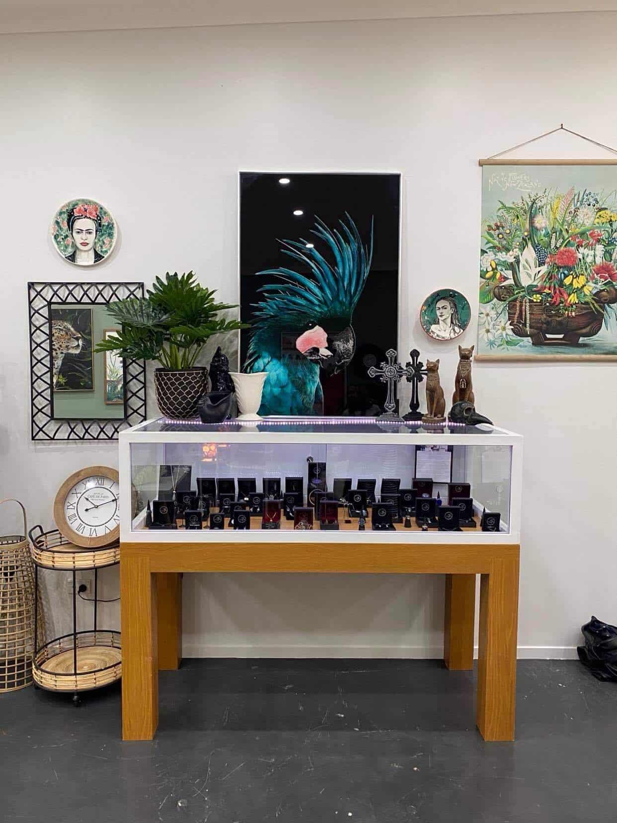 Moss Shop Coromandel Gifts
