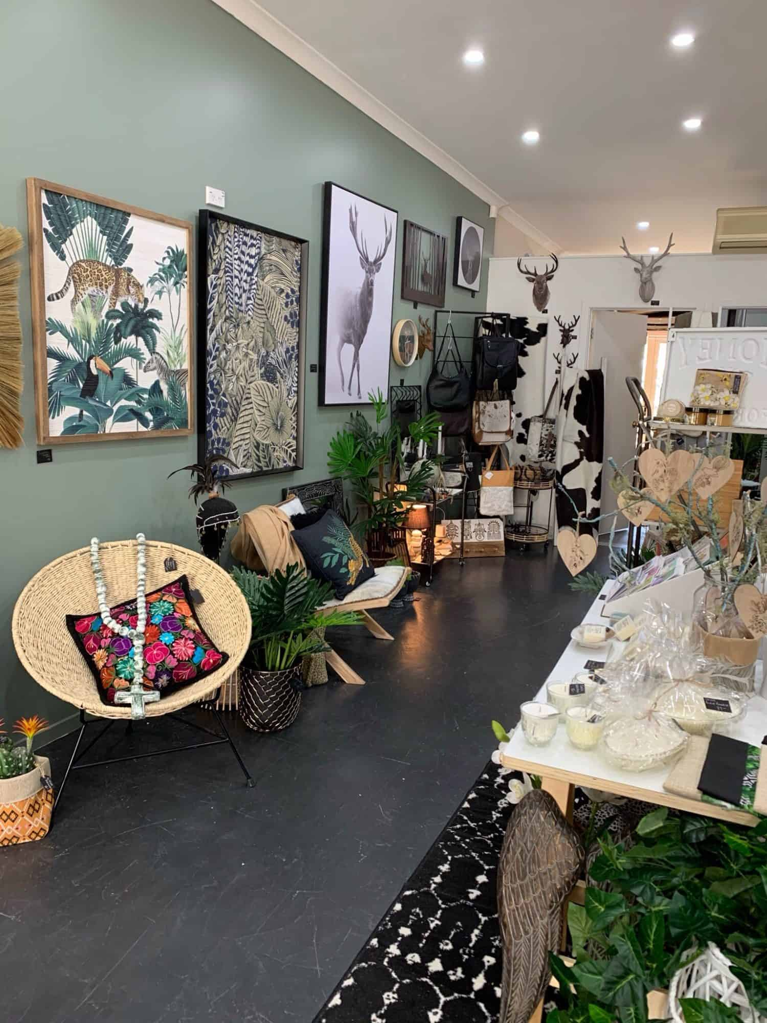 Moss Shop Gifts In Store